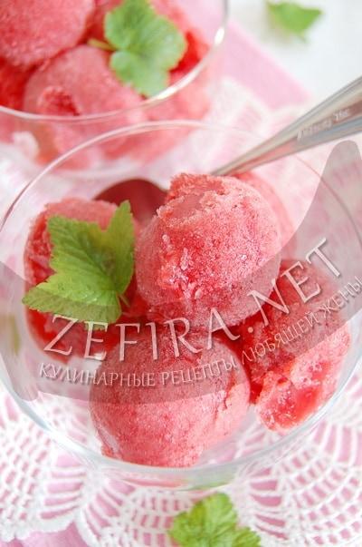 Фруктовое мороженое в домашних условиях - рецепт и фото