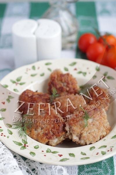 Мясные оладьи из фарша с овсянкой - рецепт и пошаговые фото приготовления