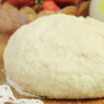 Тесто для вареников – рецепт на кефире