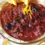 Варенье из лесной земляники – рецепт с цедрой апельсина