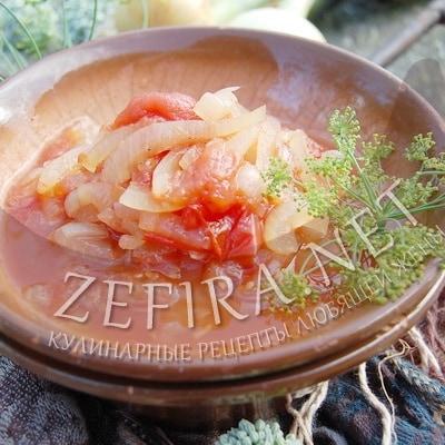 салат из репчатого лука рецепт