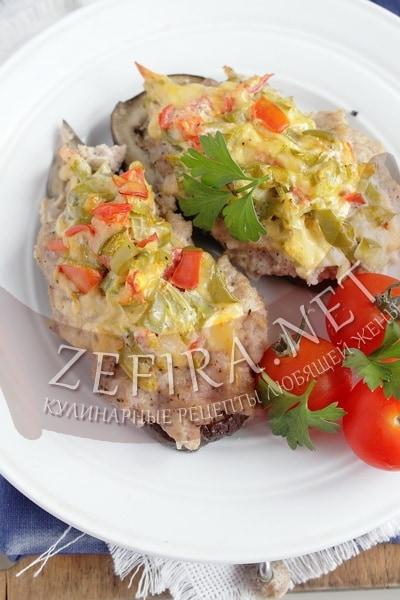 Индоутка рецепт в духовке гречкой