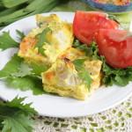Запеканка из рыбы с цветной капустой