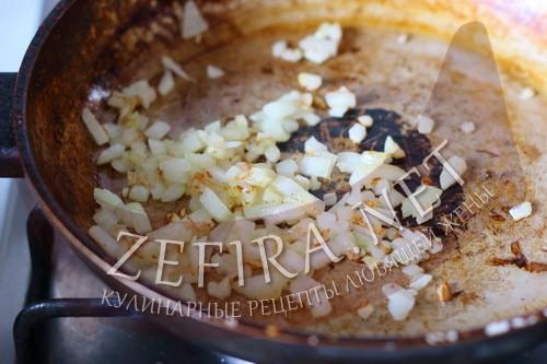 Запеканка из цветной капусты с сыром - шаг3 приготовления