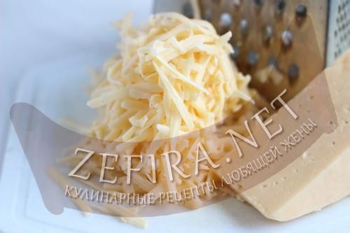 Запеканка из цветной капусты с сыром - шаг5 приготовления