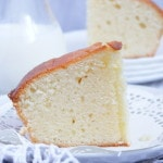 Сметанный кекс — домашняя выпечка