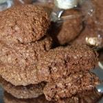 Домашнее овсяное печенье без муки