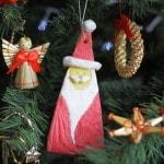 новогоднее печенье дед мороз