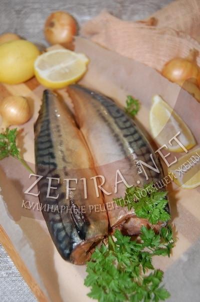 Приготовить салат из красной рыбы