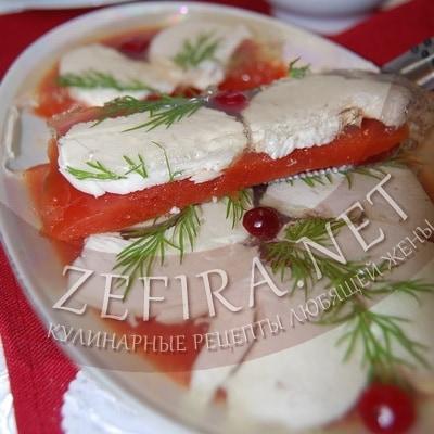 Закуски с фото рецепты любимой жены