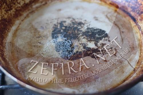 Ёка - рецепт омлета в лаваше - пошаговое приготовление шаг1
