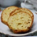 Сметанный кекс на растительном масле