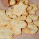 Домашнее галетное печенье