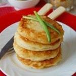 Картофельные биточки с кукурузой – постный рецепт