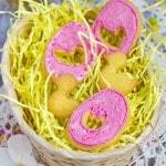 Медовое печенье на Пасху