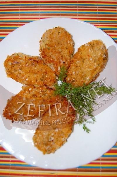 Котлеты из квашеной капусты с картофелем – постный рецепт с фото