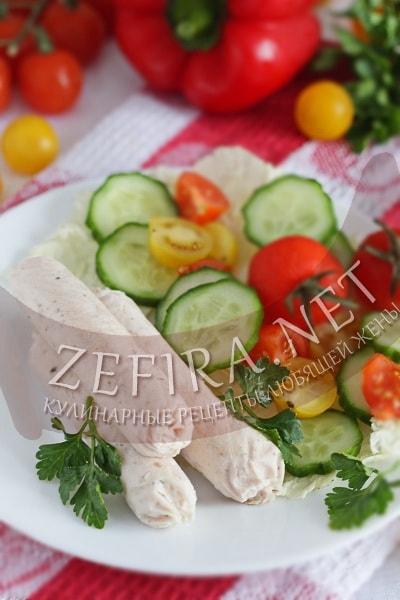 Рецепт салата монте карло