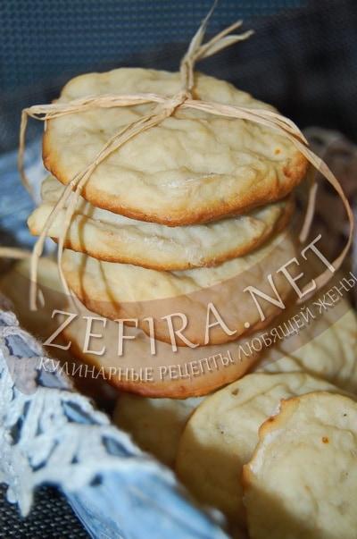Вкусные лепешки на кефире в духовке - рецепт и фото