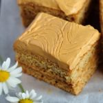 Медовый бисквитный торт с кремом из вареной сгущенки
