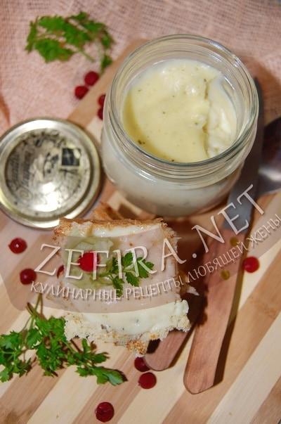 Домашний плавленый сыр из творога– рецепт и фото