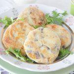 Картопляники – рецепт с грибами