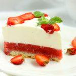 Торт «Клубника со сливками»