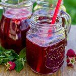 Рецепт домашнего лимонада из ягод с имбирем