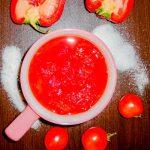 Лечо из богарского перца и помидор без стерилизации