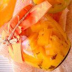 Маринованная кубиками на зиму тыква без стерилизации
