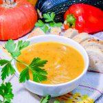 Кабачковая икра с тыквой – рецепт на зиму