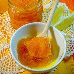 Рецепт варенья из тыквы с лимоном и апельсином