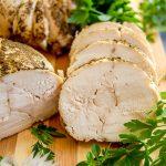 Куриная пастрома из грудки в духовке