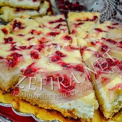 Рецепты пирогов на скорую руку со смородиной