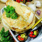 Блины из картофельного пюре — рецепт на молоке