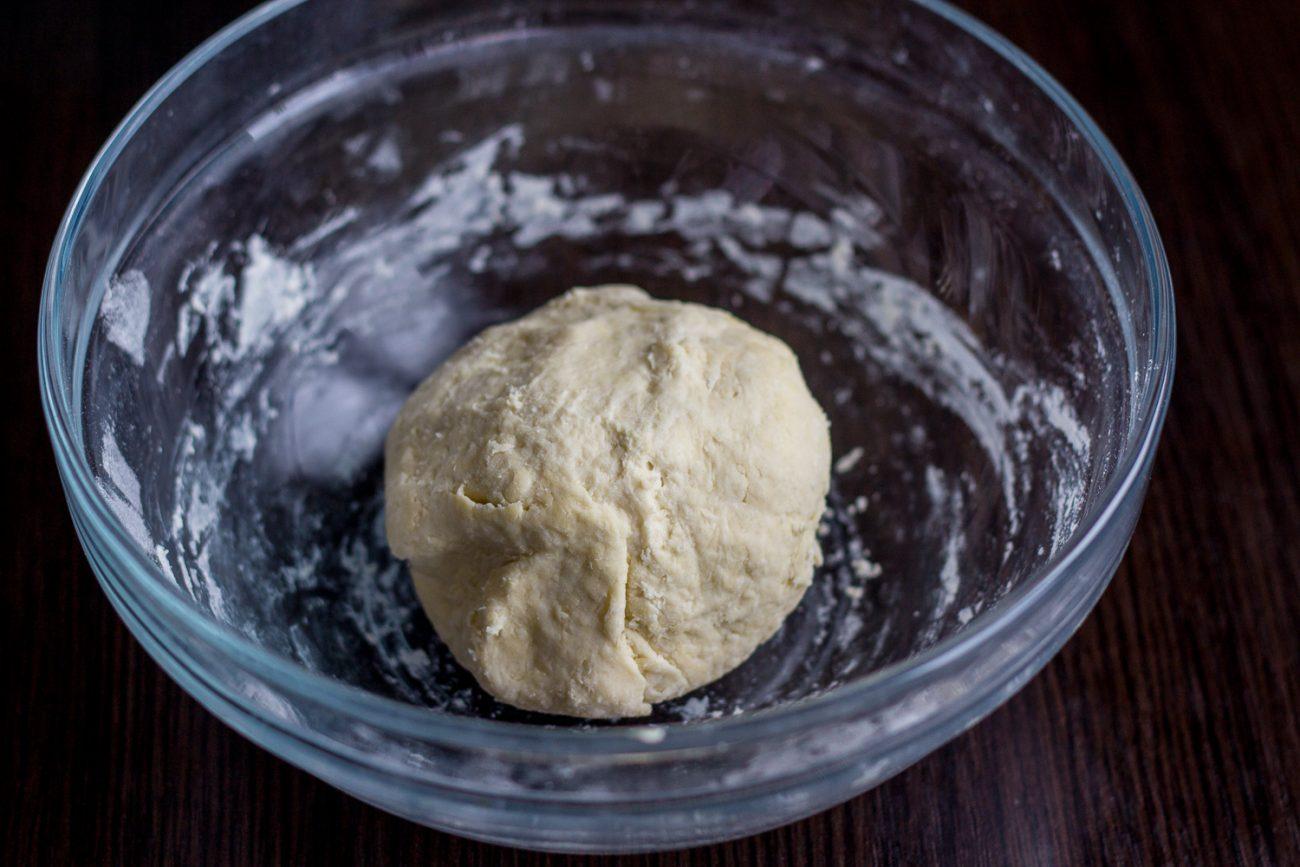 Хворост на воде без яиц рецепт с пошагово