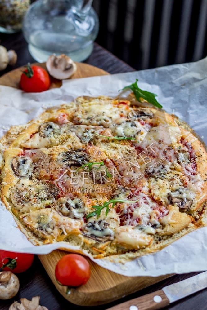 пицца правильного питания