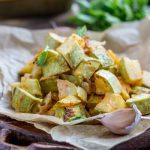 Кабачки в сметане - рецепт приготовления в духовке