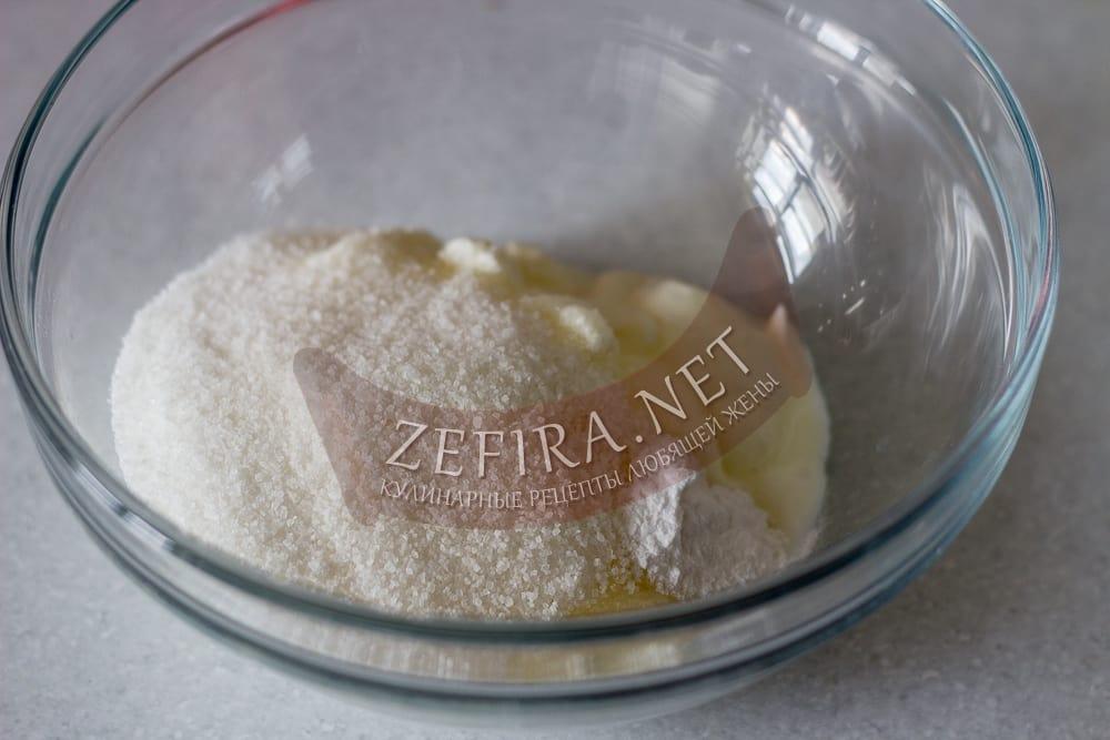 Как приготовить сметанный крем с фото пошагово