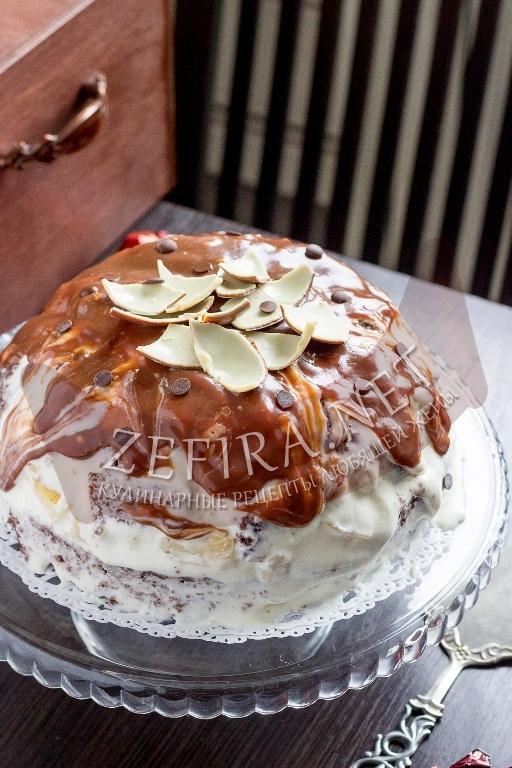 Торт с Панчо с ананасом - рецепт и фото