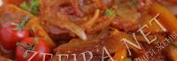 Лечо с мясом – рецепт со свининой